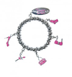 Tussi on Tour Armband mit Charms