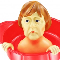 Angela Merkel Zitruspresse