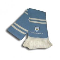 Argentinien Schal bestickt