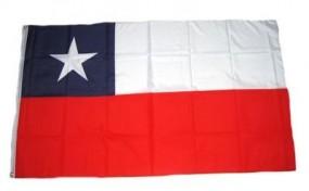 Chile Fahne, 90 x 150 cm