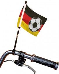 Fahrradfahne Deutschland