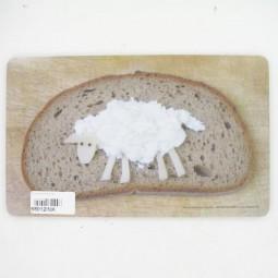 Frühstücksbrettchen Schaf