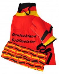 Deutschland Grillschürze