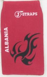 Albanien Handysocke