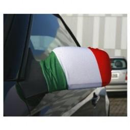 Aussenspiegelfahne Italien, 2er Set