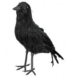 Krähe, 23 cm