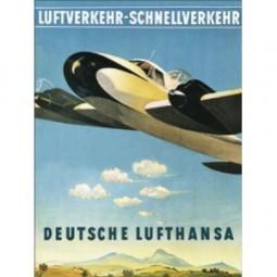 Magnet Deutsche Lufthansa