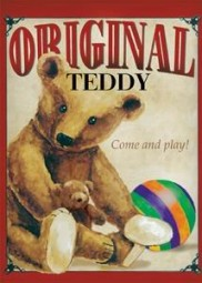 Magnet Teddy Original