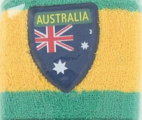 Australien Schweissbänder, 2er Set